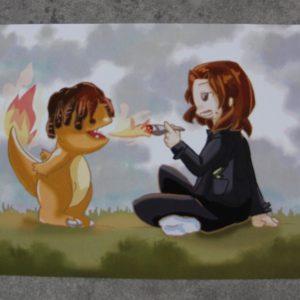 Carte Matsuki Ritashi