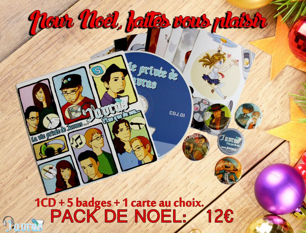 Pack Noel